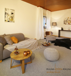 Home Staging - geerbte Immobilie - Bungalow